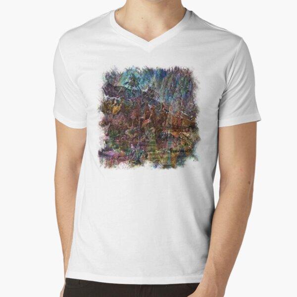 The Atlas Of Dreams - Color Plate 155 V-Neck T-Shirt