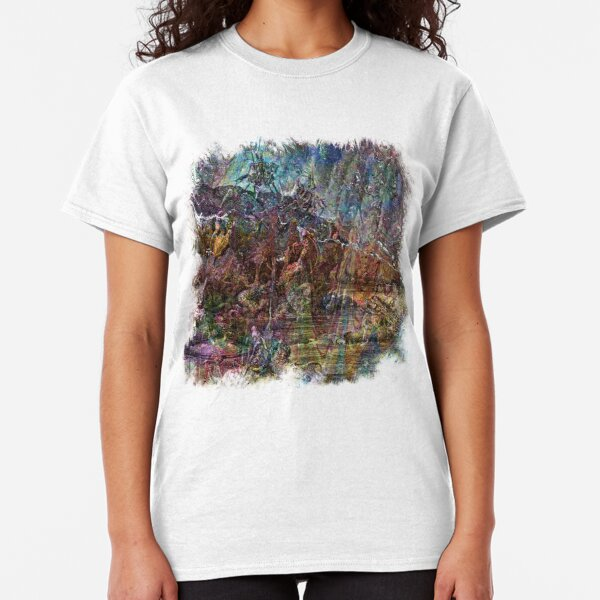 The Atlas Of Dreams - Color Plate 155 Classic T-Shirt
