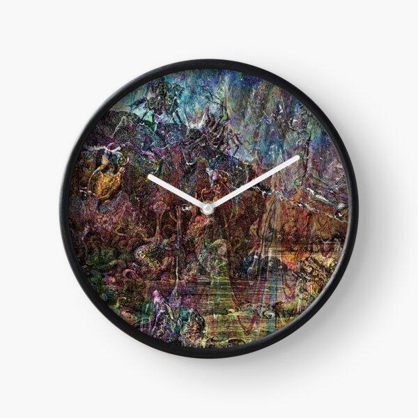 The Atlas Of Dreams - Color Plate 155 Clock