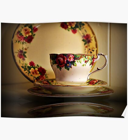 China Tea.... Poster