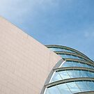 Architectural Abstract No.2 by Orla Cahill Photography