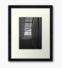 Never Alone - Denver International Airport Framed Print