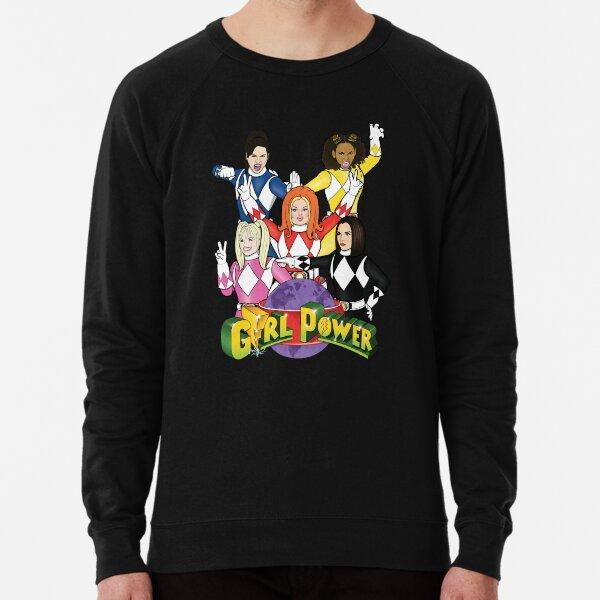 GIRL POWER RANGERS Lightweight Sweatshirt