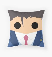 Phoenix Wright Throw Pillow