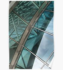 Architectural Abstract No.5 Poster