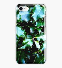Holly iPhone Case/Skin