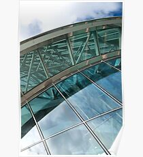 Architectural Abstract No.6 Poster