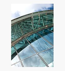 Architectural Abstract No.6 Photographic Print