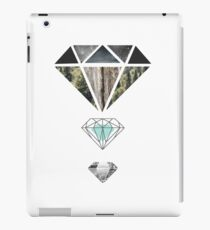 Diamond lens iPad Case/Skin