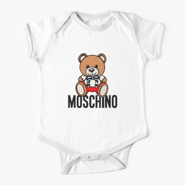 Moschino Body manches courtes
