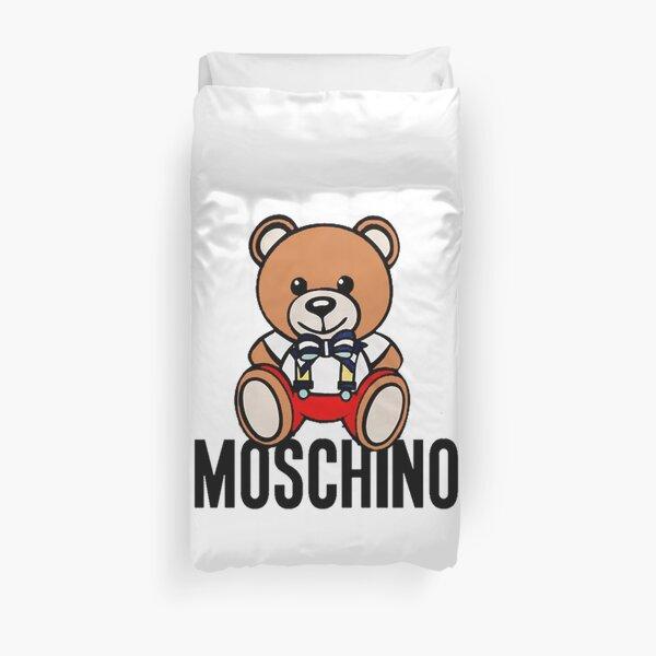 Moschino Housse de couette