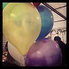 Balloons by Robert Steadman