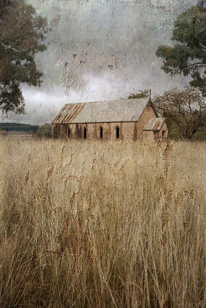 Dripstone Church by garts