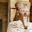 statue.. by Michelle McMahon