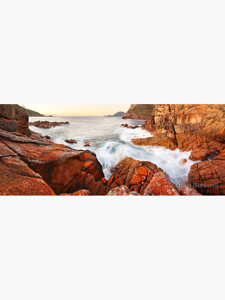 Sleepy Bay Sunrise, Freycinet National Park, Australia by Chockstone