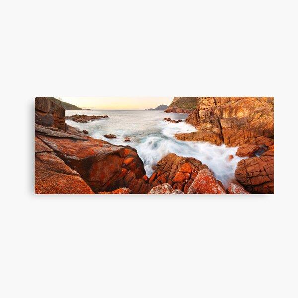 Sleepy Bay Sunrise, Freycinet National Park, Australia Canvas Print