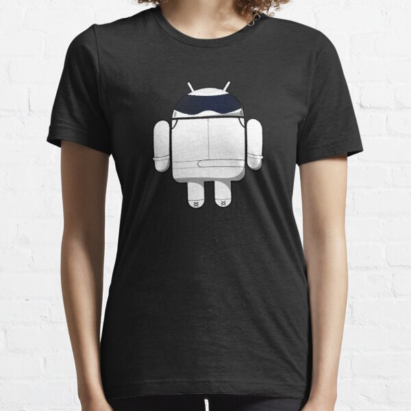 British Racing Droid Essential T-Shirt