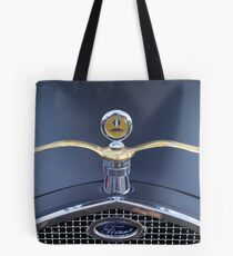 On Wings of Gold Tote Bag