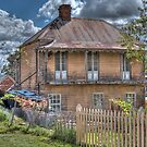 Gold Commissioner's Residence, Sofala, NSW, Australia (HDR) by Adrian Paul