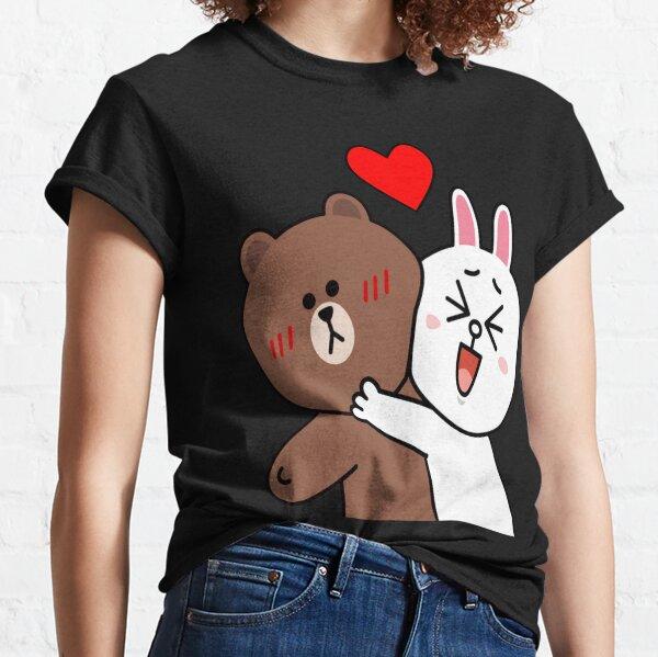 Nette Liebhaber für immer Classic T-Shirt