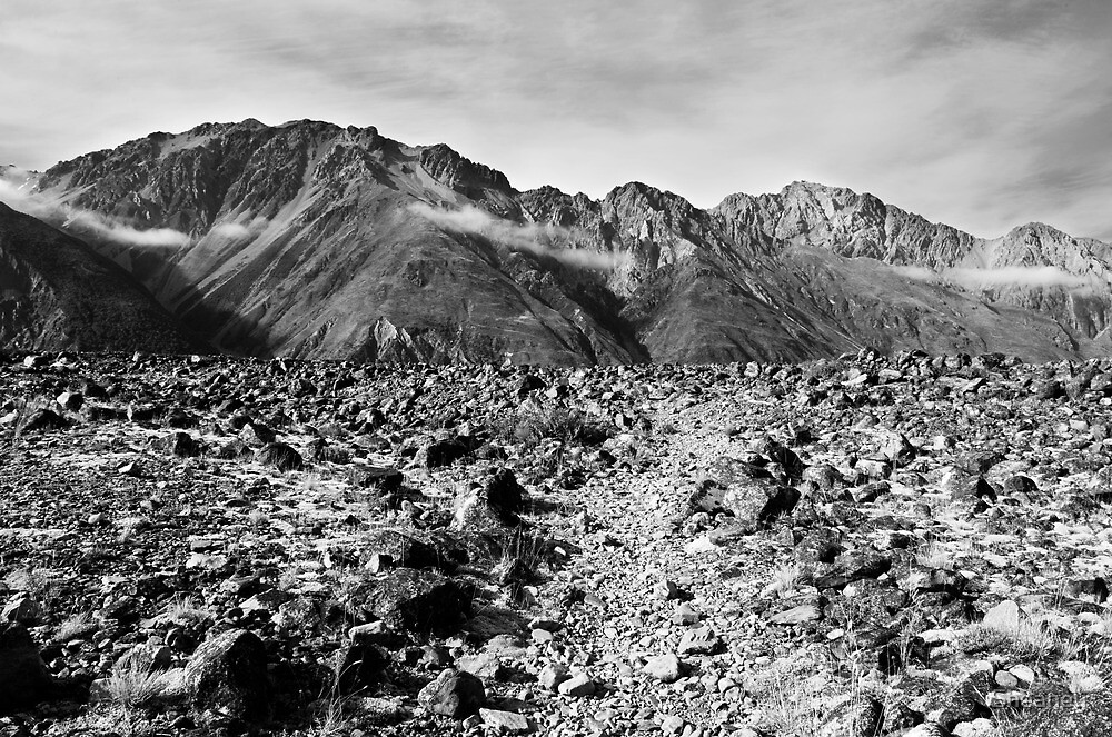 Rugged Ridges by Sheaney