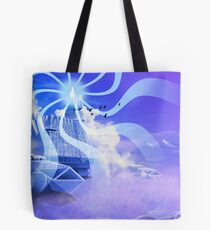 PART NINE B - The Steam Titan Rolls Out... Tote Bag