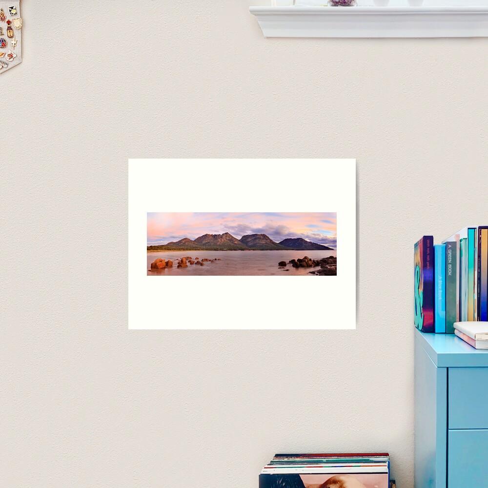 Coles Bay, Freycinet National Park, Australia Art Print