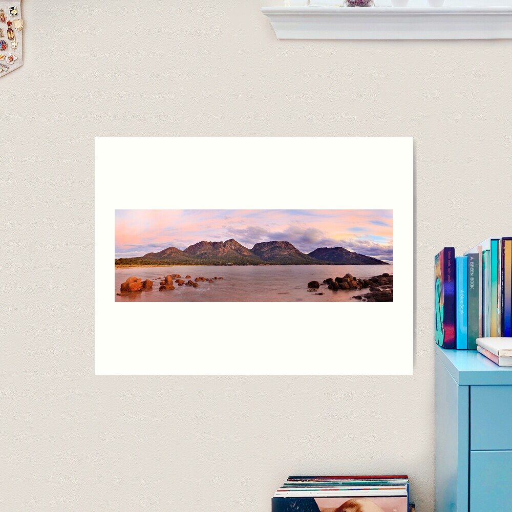 Coles Bay, Freycinet National Park, Australia Art Print
