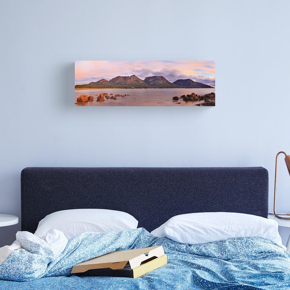 Coles Bay, Freycinet National Park, Australia Canvas Print