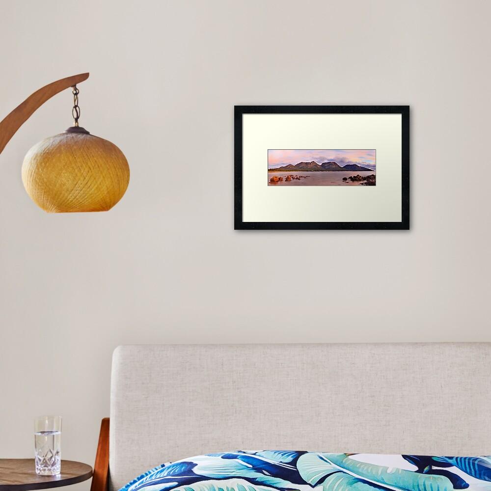 Coles Bay, Freycinet National Park, Australia Framed Art Print