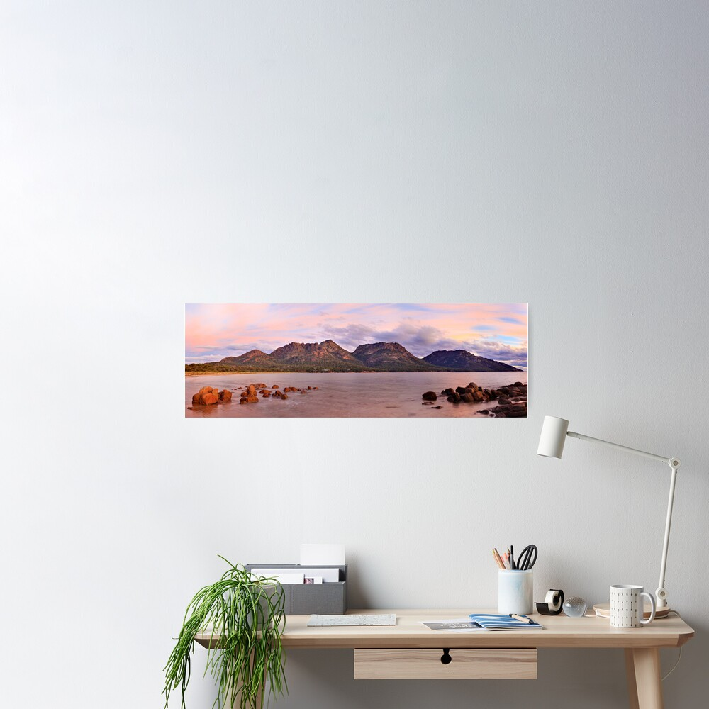 Coles Bay, Freycinet National Park, Australia Poster