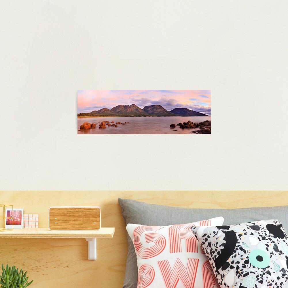 Coles Bay, Freycinet National Park, Australia Photographic Print