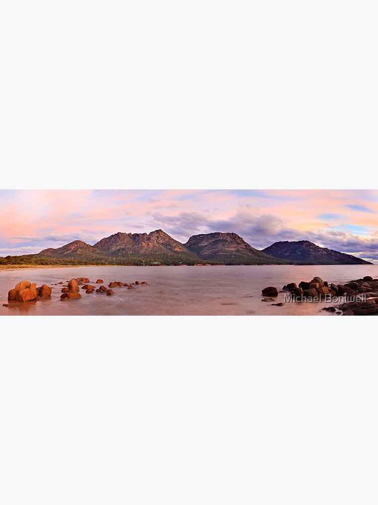 Coles Bay, Freycinet National Park, Australia by Chockstone