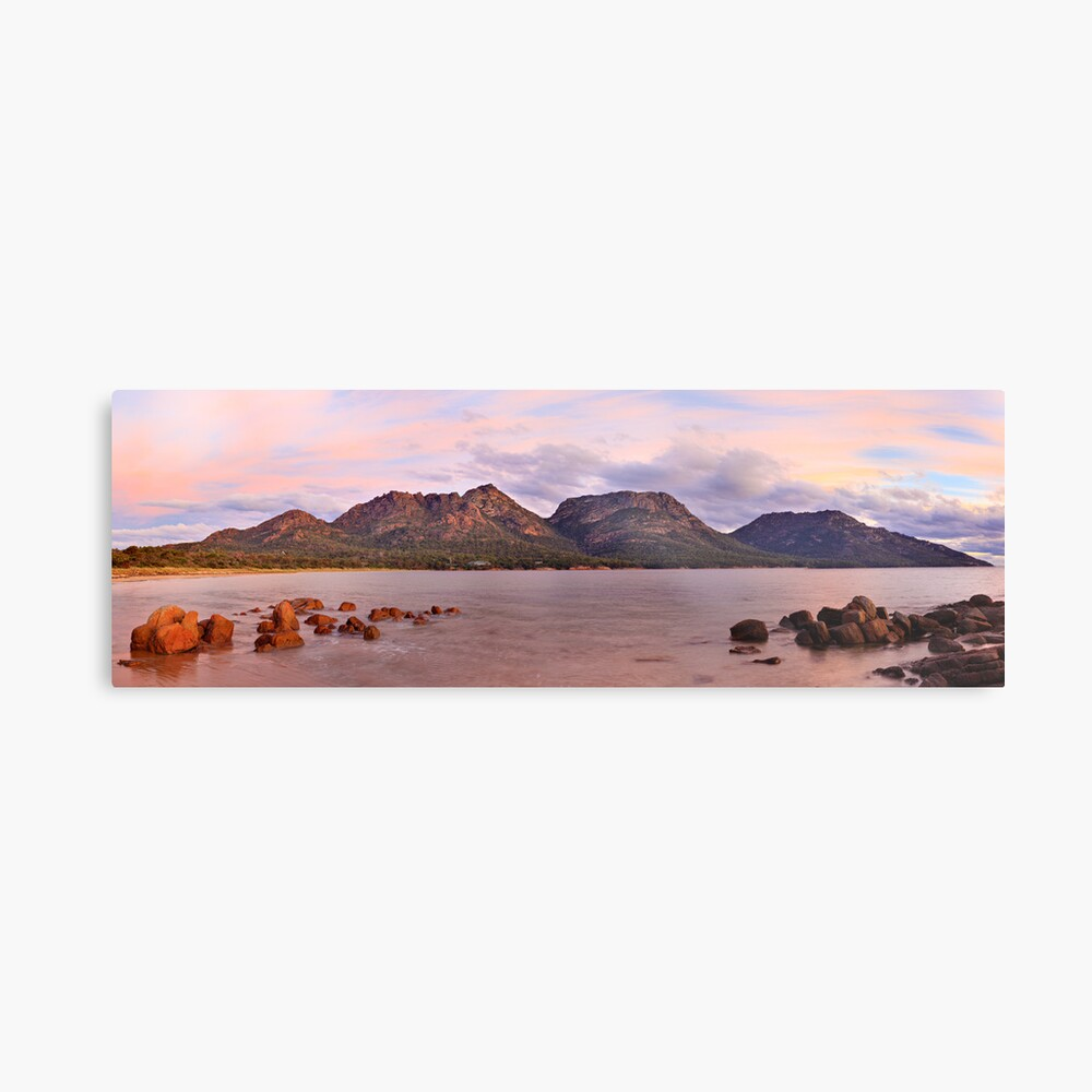 Coles Bay, Freycinet National Park, Australia Metal Print