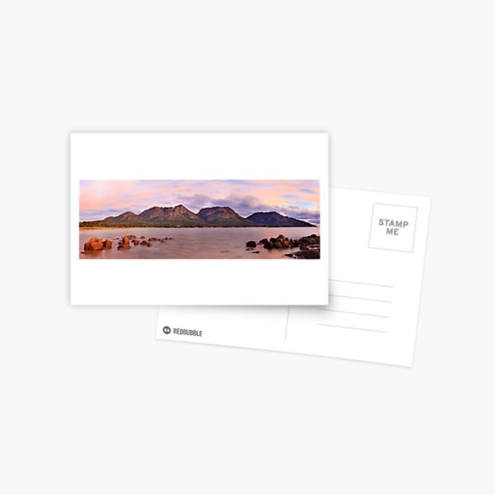 Coles Bay, Freycinet National Park, Australia Postcard