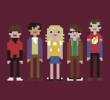 Big Bang Theory 8-bit