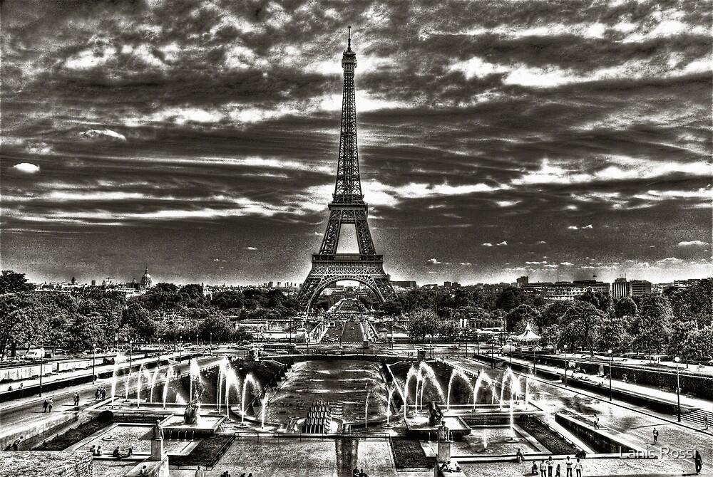 I Love Paris by Lanis Rossi