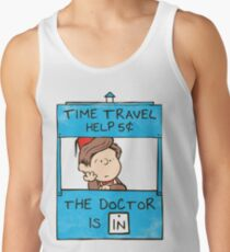 The Doctor Is In Tank Top