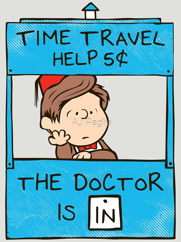 The Doctor Is In by swissarmyshark