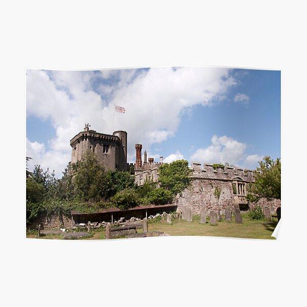 Thornbury Castle Poster
