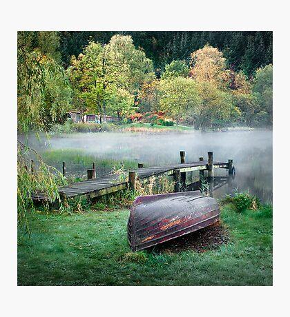 Loch Ard Dawn Photographic Print