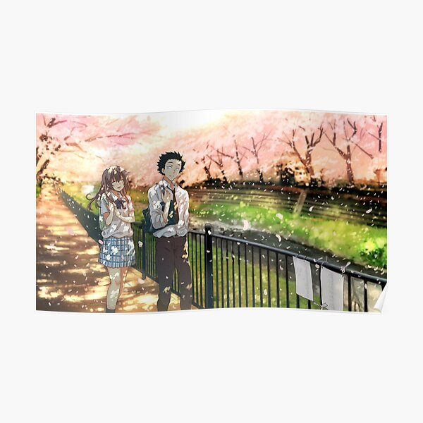 A Silent Voice 3 Poster