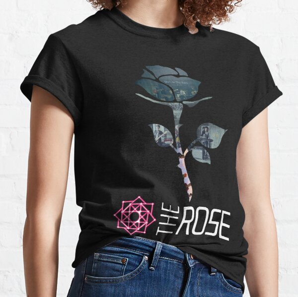 The Rose - Large Classic T-Shirt