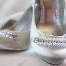 The Brides Shoes by Lynne Morris