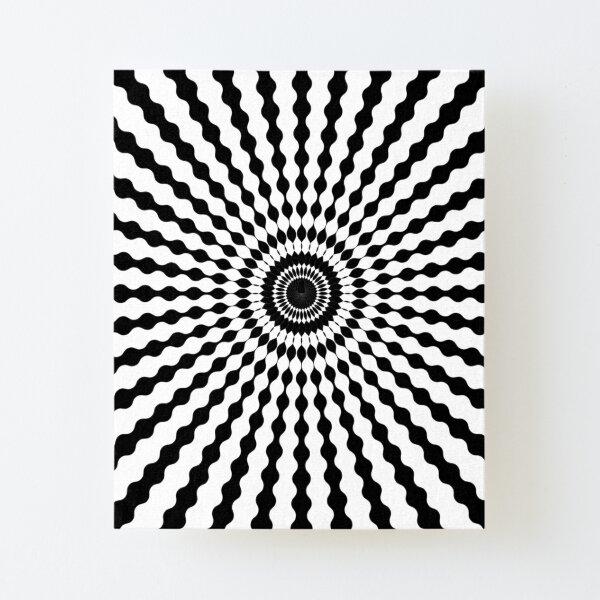 Wake up illusions Canvas Mounted Print
