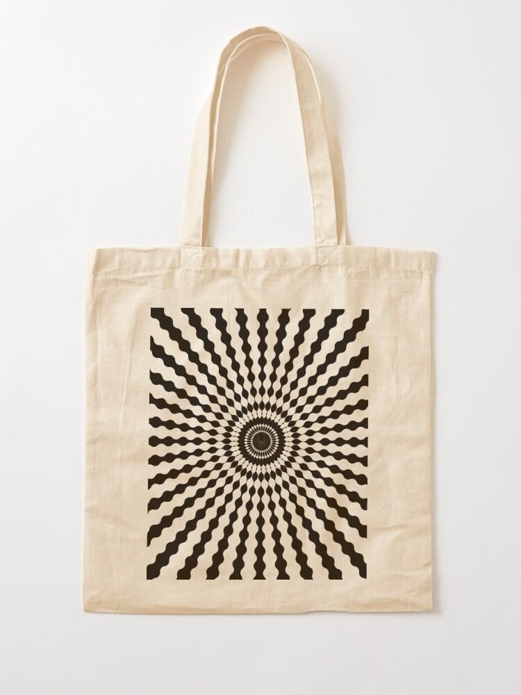 Alternate view of Wake up illusions Tote Bag