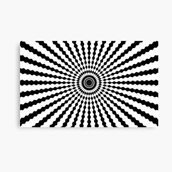 Wake up illusions Canvas Print