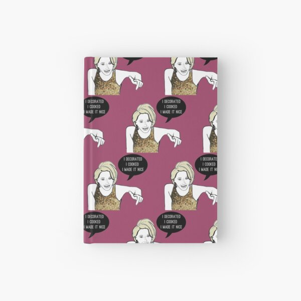 I made it nice Hardcover Journal