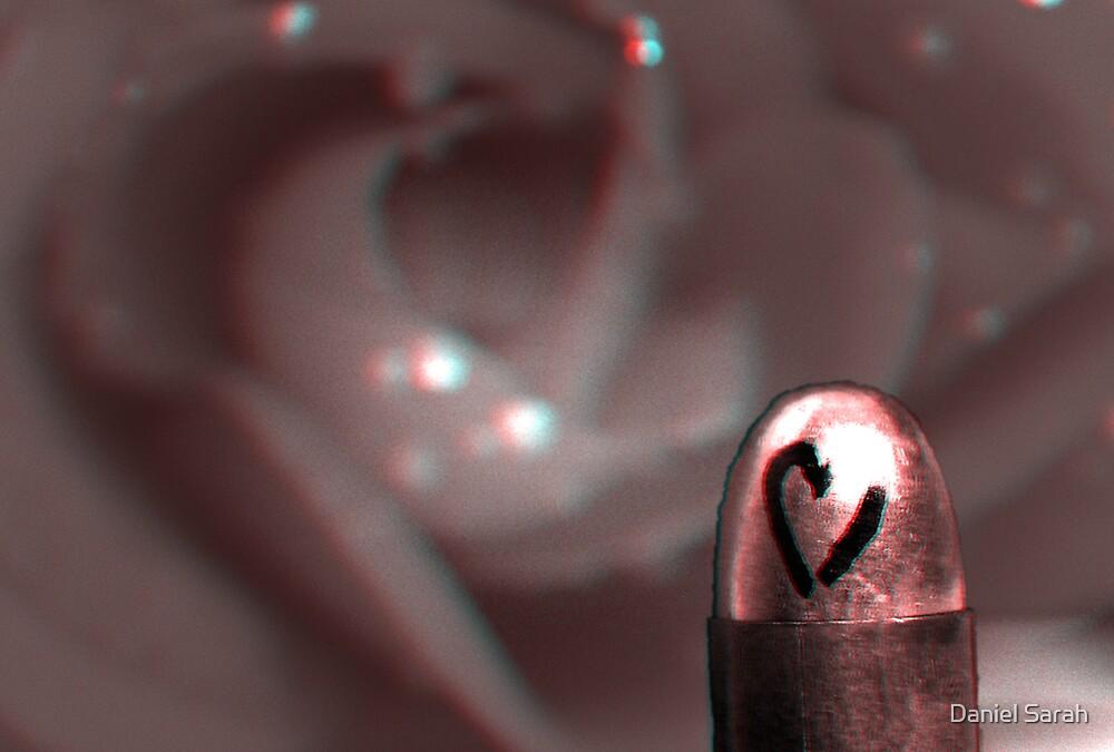 Love Pill 3D by Daniel Sarah