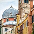 Former Convent Frari, Venice by Tony Steinberg